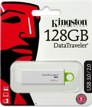 Kingston DataTraveler G4 128GB USB 3.0