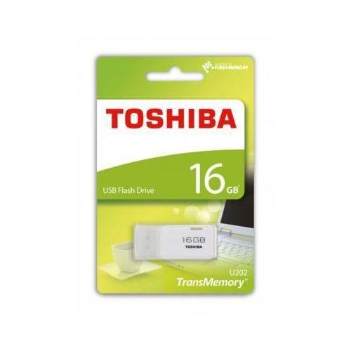 MEMORIA USB 16GB TOSHIBA 2.0 BLANCO