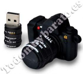 PENDRIVE TECH ONE TECH CAMARA FOTOGRAFICA 16GB USB 2.0