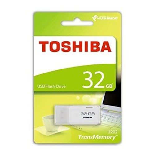 Toshiba USB 32GB 2.0 blanco