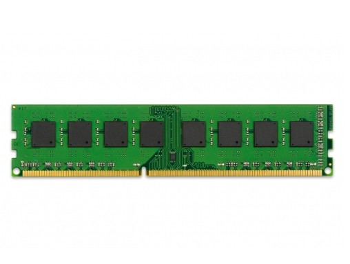 Kingston Technology ValueRAM 4GB DDR3-1600, DDR3, 240-pin DIMM, Oro